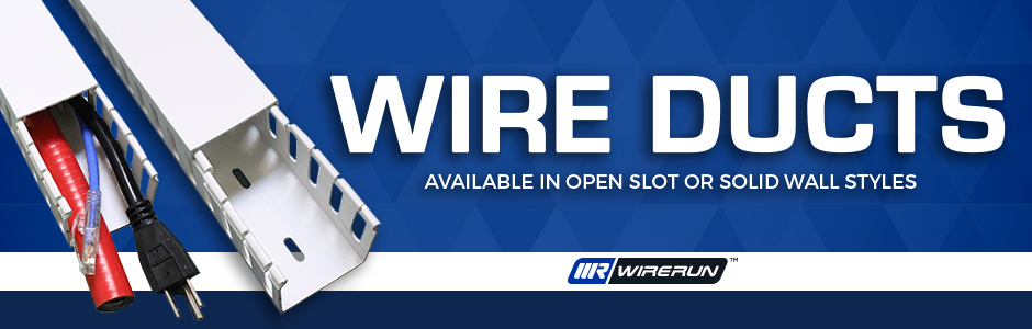 Wire Duct Banner